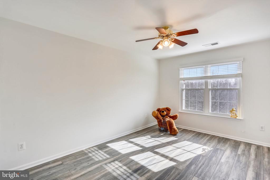 2nd Bedroom.  See floorpans. Rooms are  very lrg. - 11824 ETON MANOR DR #302, GERMANTOWN