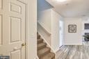 View from Main entrance - 11824 ETON MANOR DR #302, GERMANTOWN