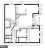 Lower level floorpan - 1200 Sq. Ft. - 11824 ETON MANOR DR #302, GERMANTOWN