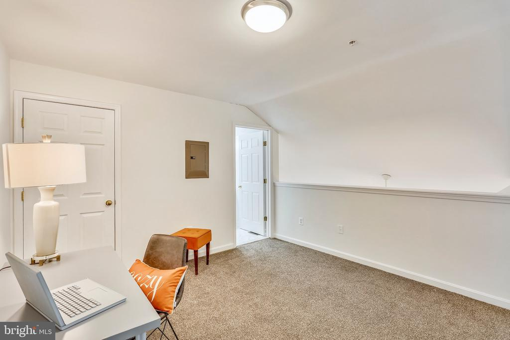 From office...just look down!!  Awesome!! - 11824 ETON MANOR DR #302, GERMANTOWN