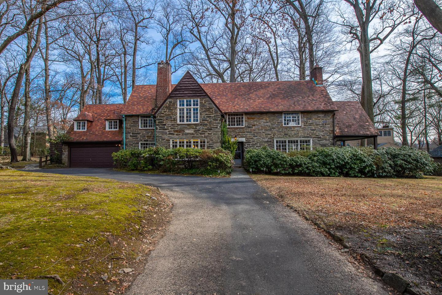 Single Family Homes for Sale at Elkins Park, Pennsylvania 19027 United States
