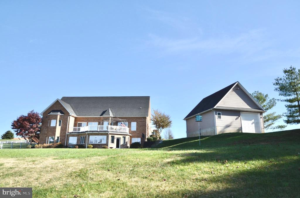 1 Acre of Land, and plenty of open space. - 15805 BREAK WATER CT, MINERAL