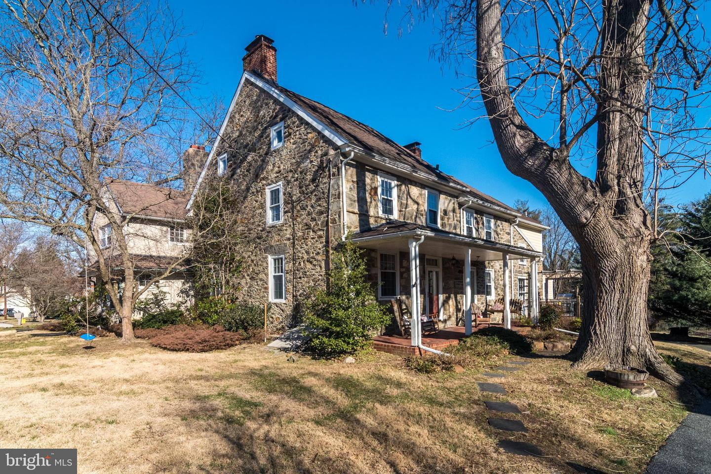 Single Family Homes for Sale at Wallingford, Pennsylvania 19086 United States