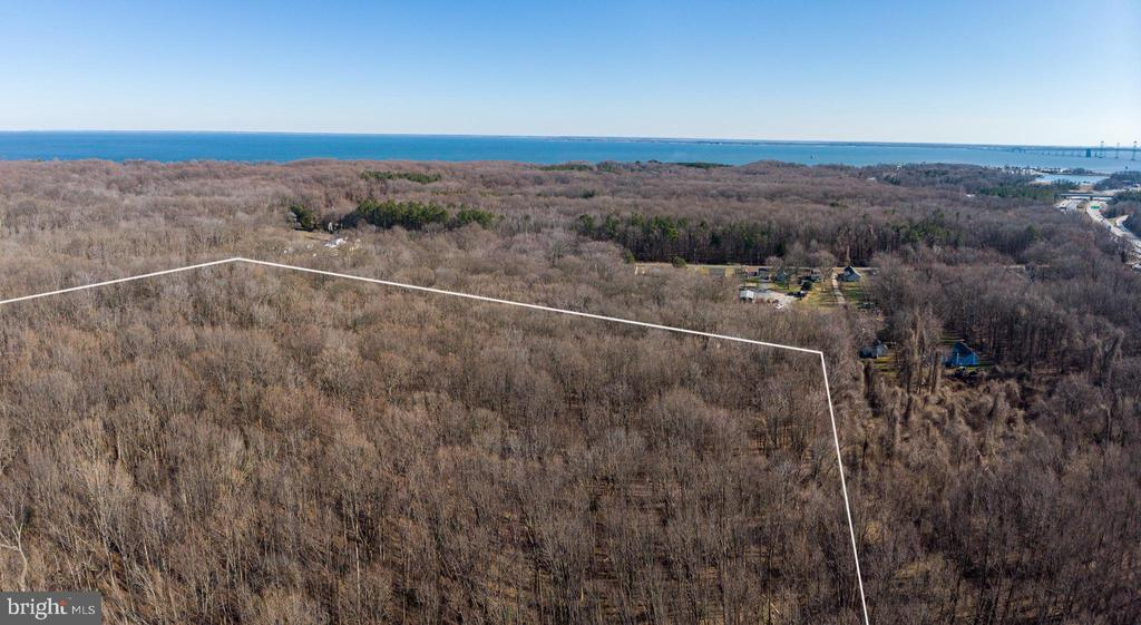 Just under ten secluded acres... - 1026 E COLLEGE PARKWAY, ANNAPOLIS