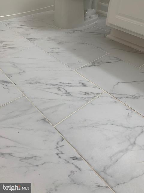 Sample of all baths ceramic flooring - 11824 ETON MANOR DR #302, GERMANTOWN