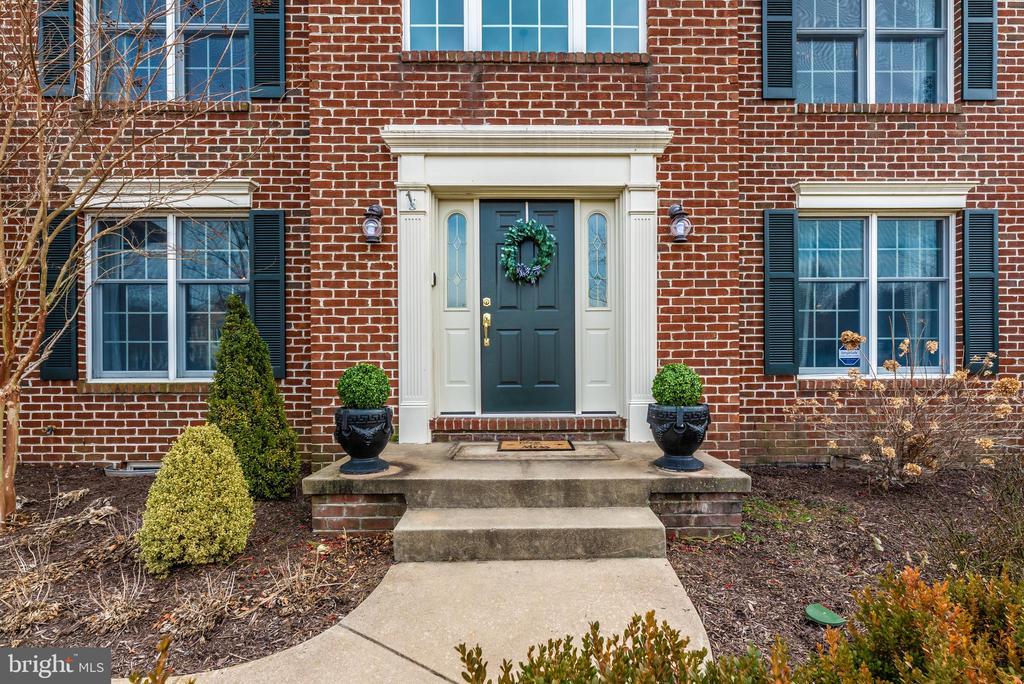 Come on inside.  We have a lot to show you... - 8221 FOX HUNT LN, FREDERICK