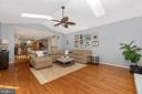 Hard wood throughout - 8221 FOX HUNT LN, FREDERICK