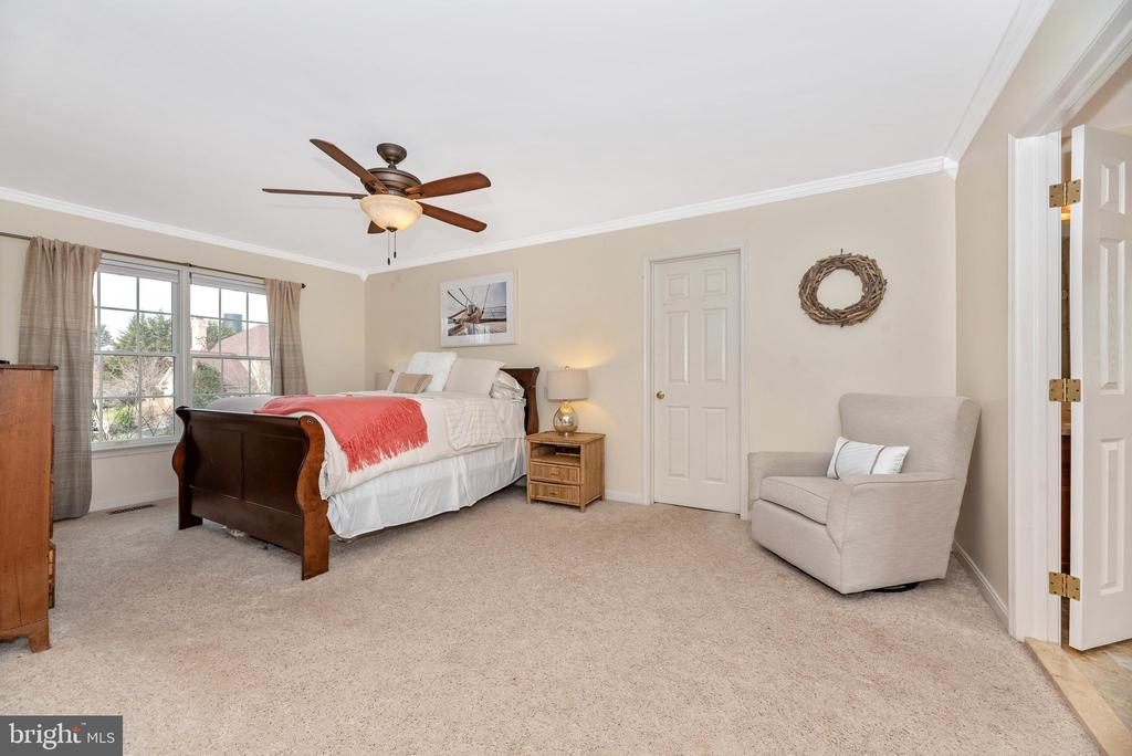 Master ensuite - 8221 FOX HUNT LN, FREDERICK