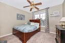 Bedroom #2 - 8221 FOX HUNT LN, FREDERICK