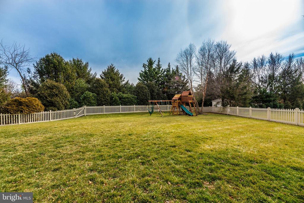 This is AMAZING!!!  What a view - 8221 FOX HUNT LN, FREDERICK