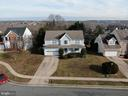 Arial view of home - 8 NASSAU CT, STAFFORD