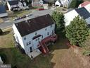 Ariel view of back of home. - 8 NASSAU CT, STAFFORD