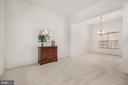FORMAL LIVING ROOM OR SITTING ROOM - 10008 WILLOW RIDGE WAY, SPOTSYLVANIA