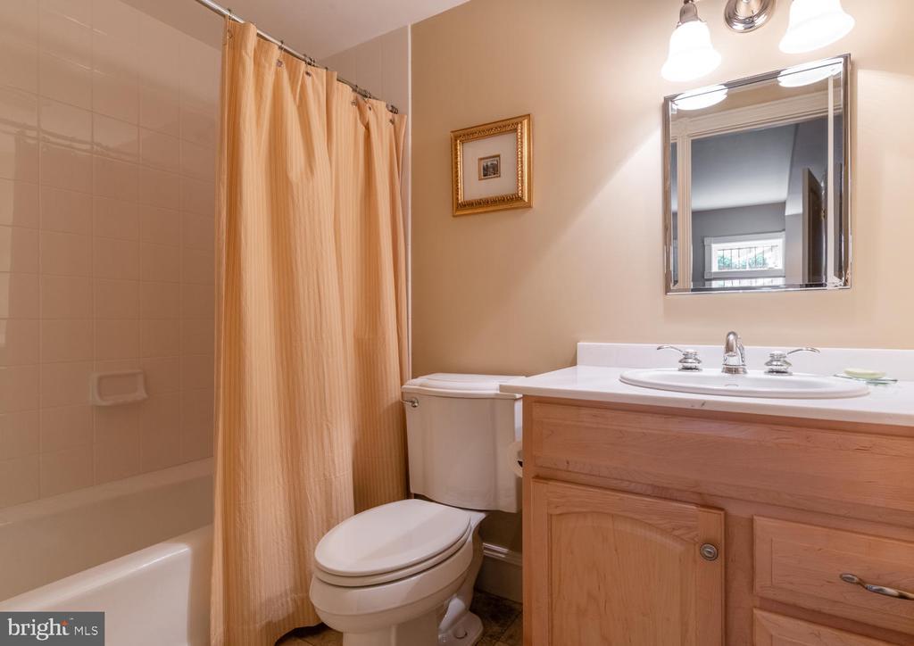 Lower Level Den Ensuite Bathroom - 723 S UNION ST, ALEXANDRIA