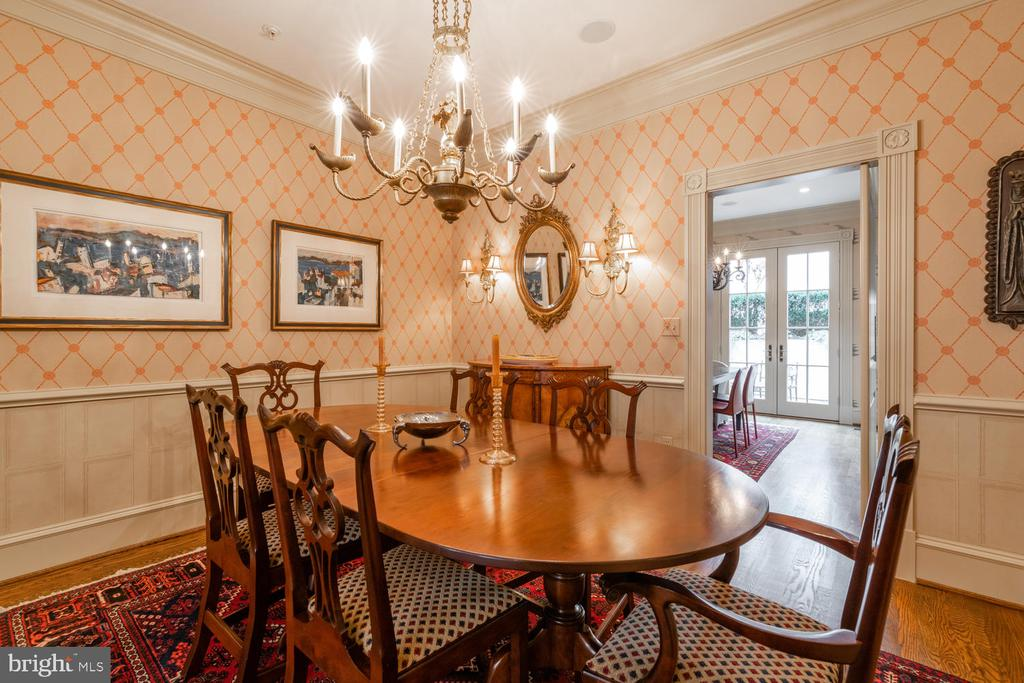 Large Dining Room - 723 S UNION ST, ALEXANDRIA