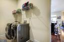 Laundry - 303 ALDERSHOT DR, MARTINSBURG