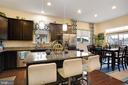 Kitchen/Dining Area - 303 ALDERSHOT DR, MARTINSBURG