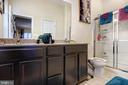Master Bathroom - 303 ALDERSHOT DR, MARTINSBURG
