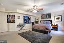 Bedroom 4 in Basement - 303 ALDERSHOT DR, MARTINSBURG
