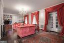 Family Room - 2409 WYOMING AVE NW, WASHINGTON