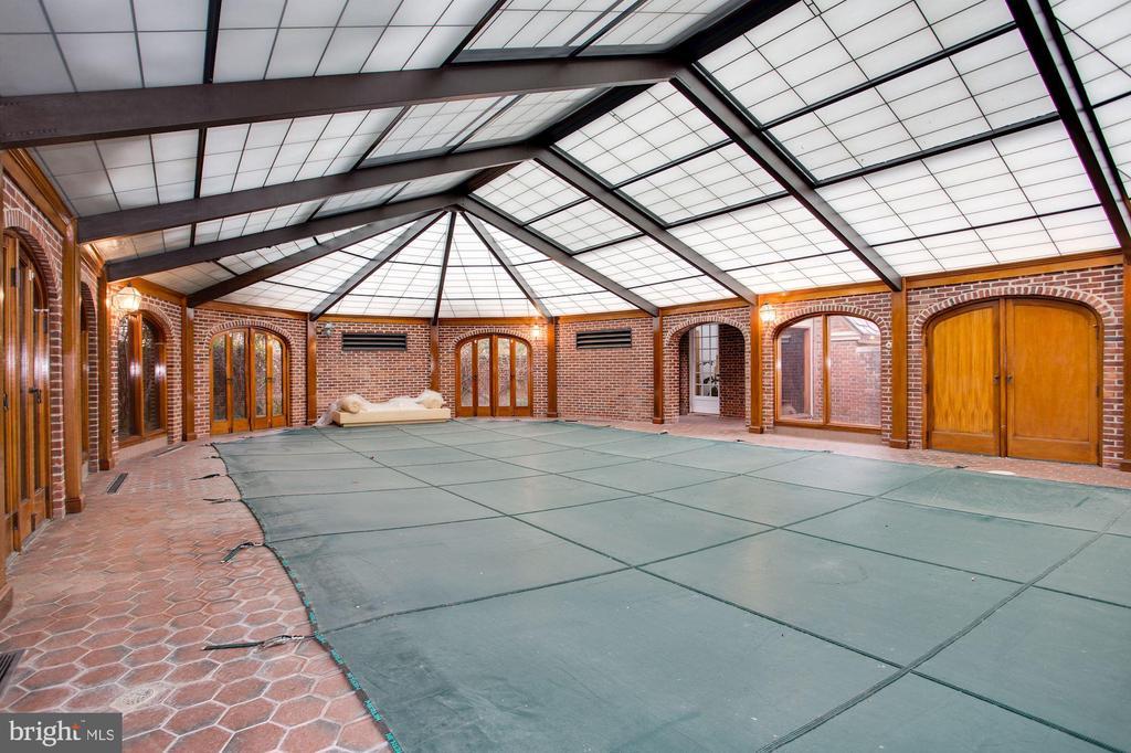 Indoor Pool - 2409 WYOMING AVE NW, WASHINGTON