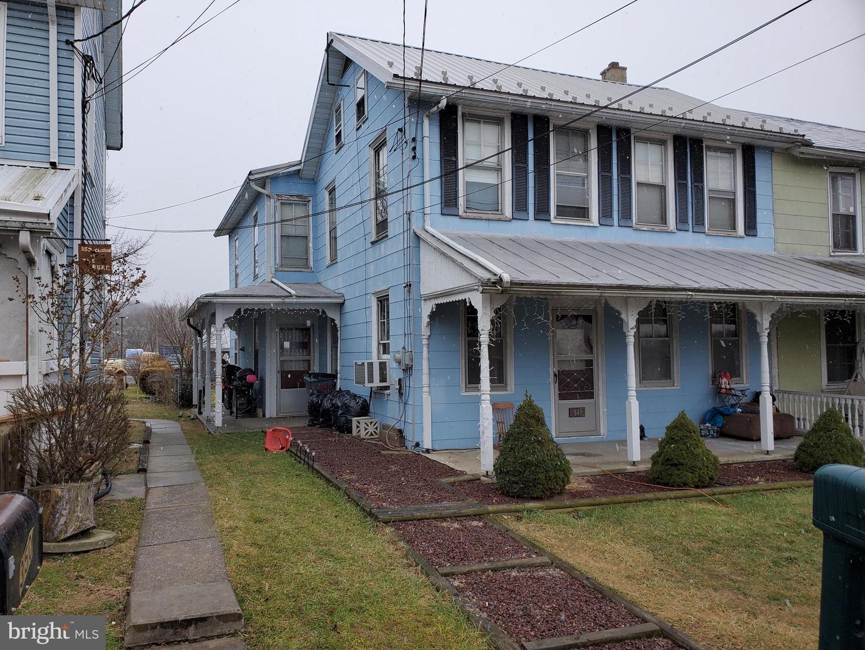 Single Family Homes για την Πώληση στο Mertztown, Πενσιλβανια 19539 Ηνωμένες Πολιτείες