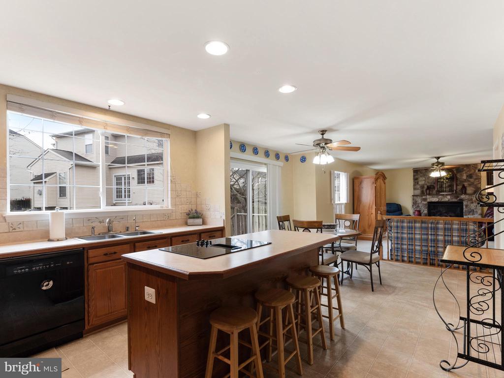 Kitchen - 15721 MARBURY HEIGHTS WAY, DUMFRIES