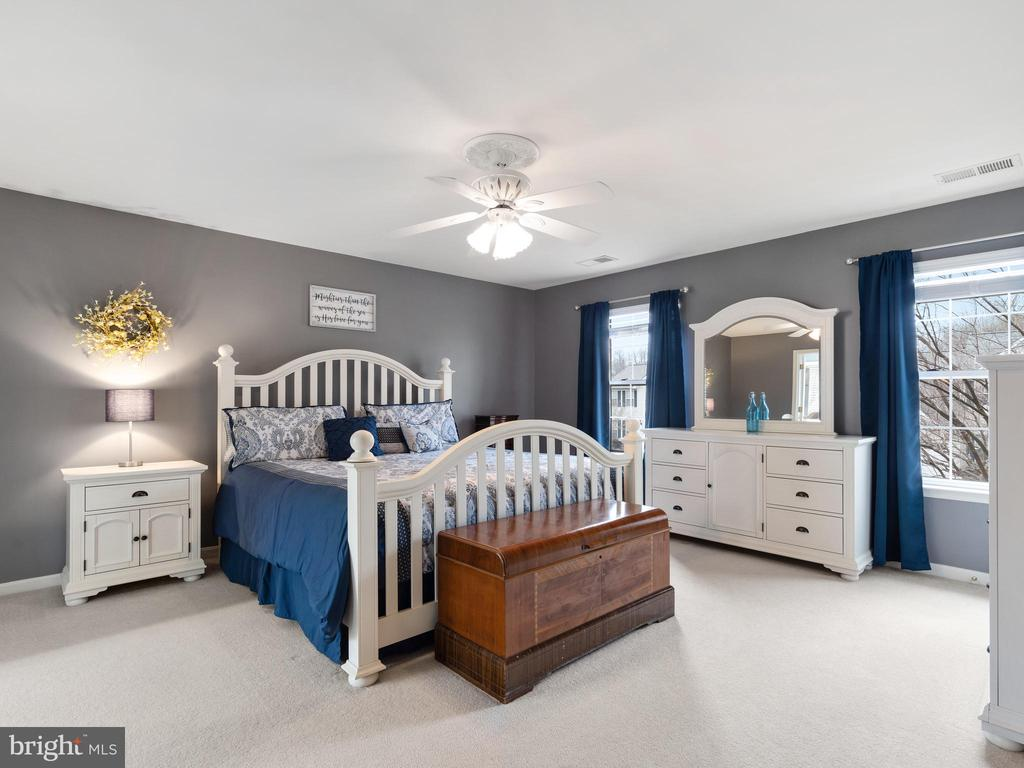 Master Bedroom - 15721 MARBURY HEIGHTS WAY, DUMFRIES