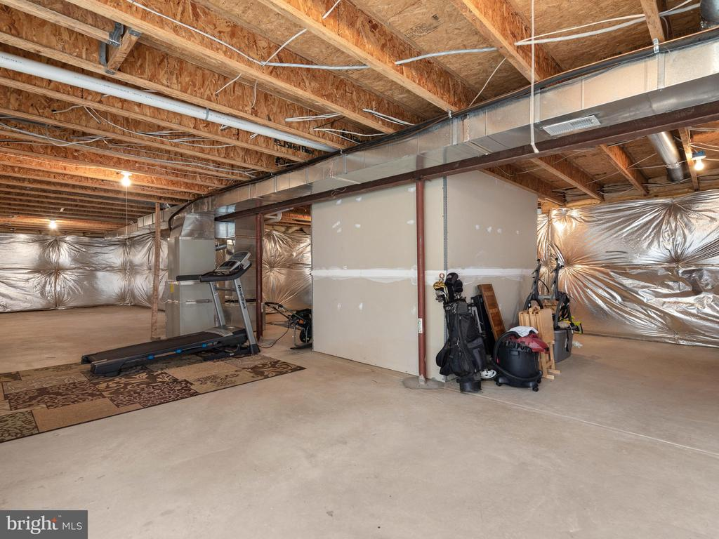 Unfinished Basement - 15721 MARBURY HEIGHTS WAY, DUMFRIES