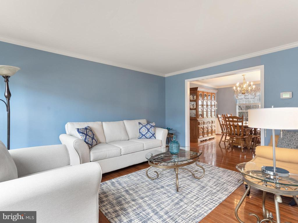 Living Room - 15721 MARBURY HEIGHTS WAY, DUMFRIES