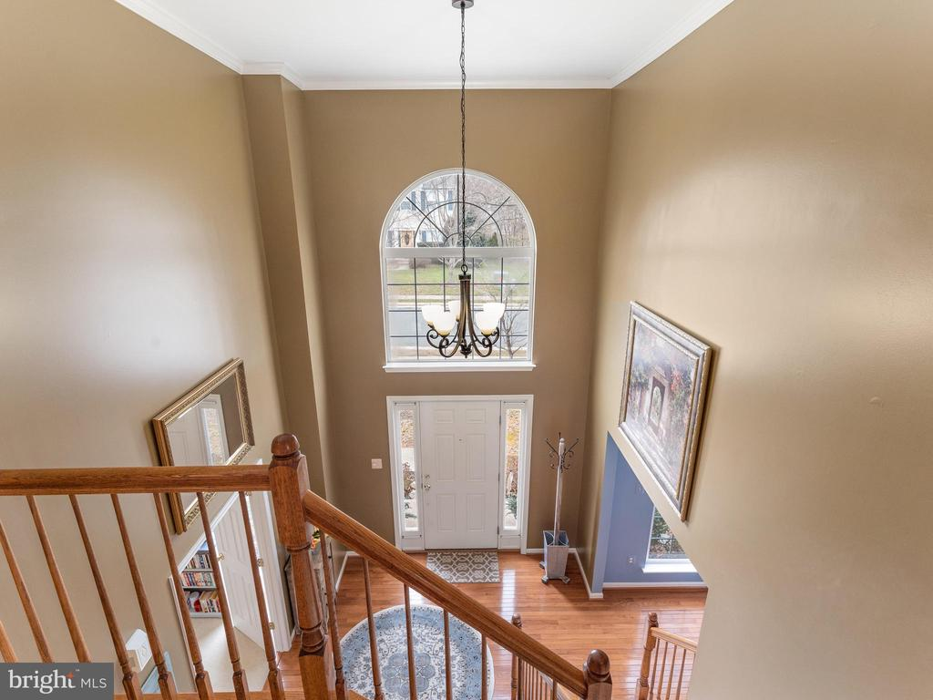 View from Second Level - 15721 MARBURY HEIGHTS WAY, DUMFRIES