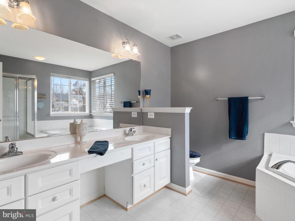 Master Bathroom - 15721 MARBURY HEIGHTS WAY, DUMFRIES