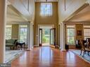 TWO-STORY ENTRY - 34507 SNICKERSVILLE TPKE, BLUEMONT