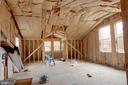 Spacious unfinished attic - 33321 CONSTITUTION HWY, LOCUST GROVE