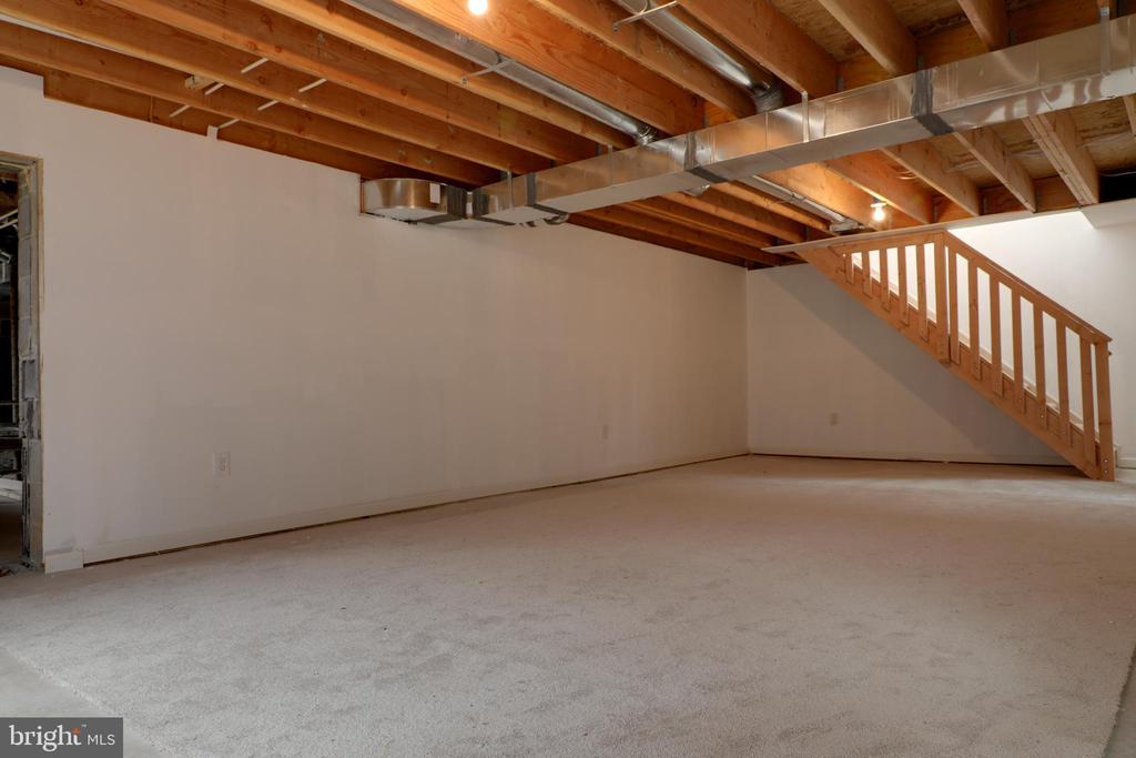 Spacious basement - 33321 CONSTITUTION HWY, LOCUST GROVE