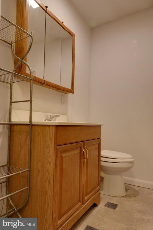 Full bathroom with new tub & fixtures - 33321 CONSTITUTION HWY, LOCUST GROVE