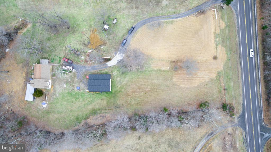 Aerial view of property - 33321 CONSTITUTION HWY, LOCUST GROVE