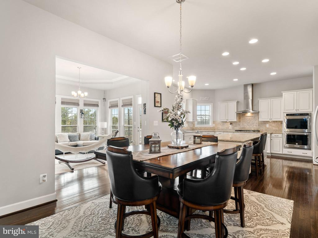 Perfect for entertaining - 42545 KERSHAW PL, CHANTILLY