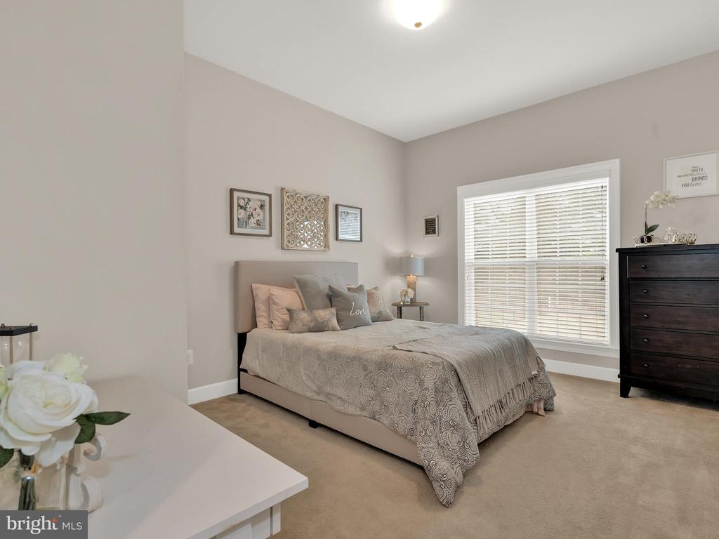 Bedroom or bonus room on main level. - 42545 KERSHAW PL, CHANTILLY