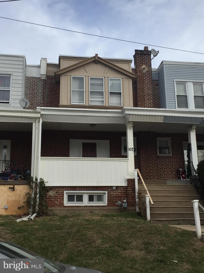 Single Family Homes για την Πώληση στο Collingdale, Πενσιλβανια 19023 Ηνωμένες Πολιτείες