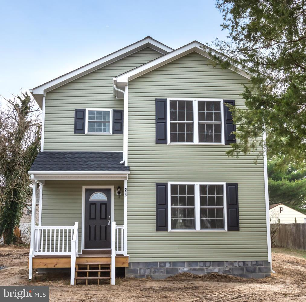 Single Family Homes for Sale at Ridgely, Maryland 21660 United States