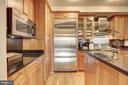 SS appliances - 4821 MONTGOMERY LN #401, BETHESDA