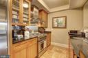 Gas cooking! - 4821 MONTGOMERY LN #401, BETHESDA