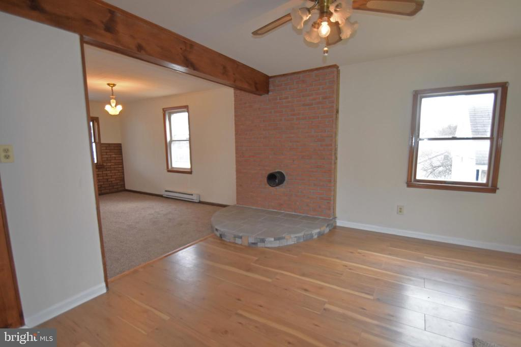 New Flooring in Kitchen, Fresh Paint - 6 E G ST, BRUNSWICK