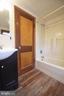 New Flooring, tub repainted, new vanity & toilet - 6 E G ST, BRUNSWICK