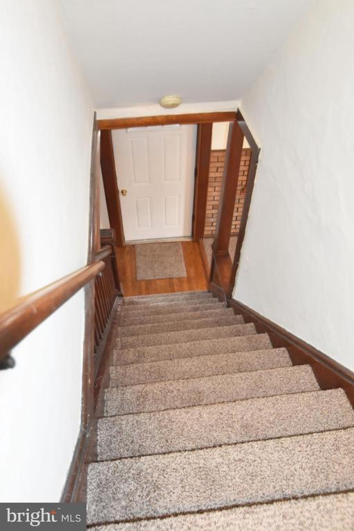 New Carpet Installed on Stairs(hardwood underneath - 6 E G ST, BRUNSWICK