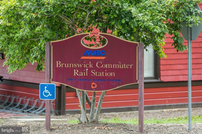 Located within close proximity to the Marc Train - 6 E G ST, BRUNSWICK