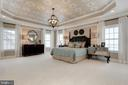 The owners' suite is a haven! - 14732 RAPTOR RIDGE WAY, LEESBURG
