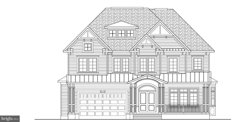 Single Family Homes por un Venta en Falls Church, Virginia 22046 Estados Unidos