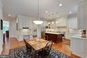 Kitchen and Breakfast - for daily living! - 3003 WEBER PL, OAKTON